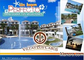 Casa en alquiler vacacional villa los cabos km 134 5 for Villas los cabos monterrico